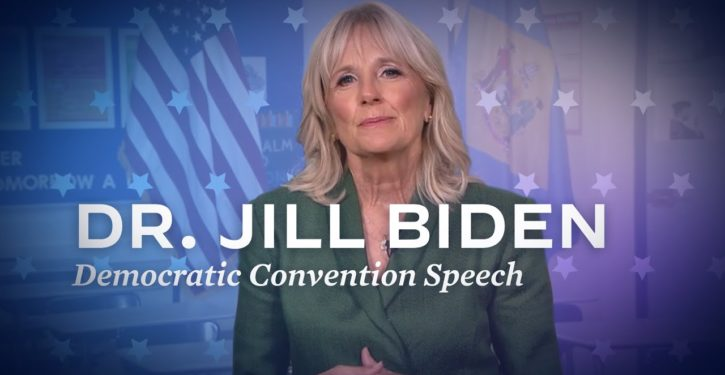 'Dr.' Jill Biden's 'dissertation' was unbelievably awful