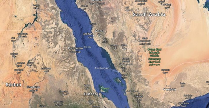 Tanker explosion in Jeddah, Saudi Arabia apparently result of robot-boat attack