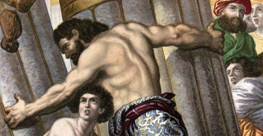 Blind Samson by Alexander Maistrovoy