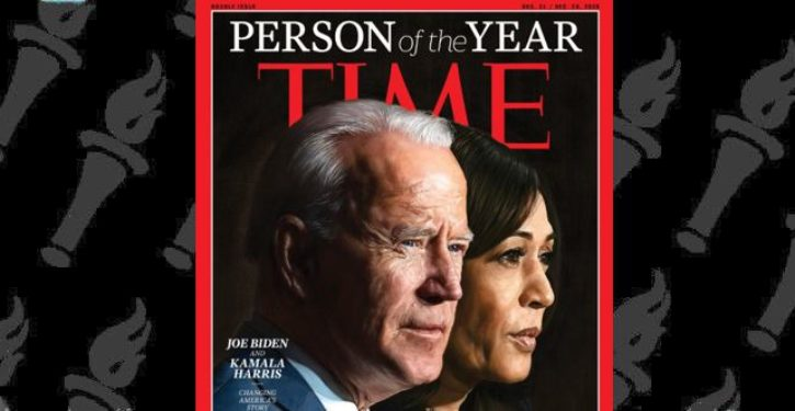 TIME's 'person' of the year? Take two guesses