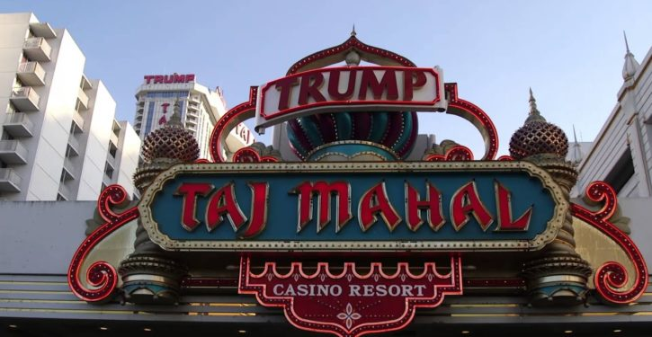 Atlantic City auctions chance to trigger demolition of Trump Plaza casino