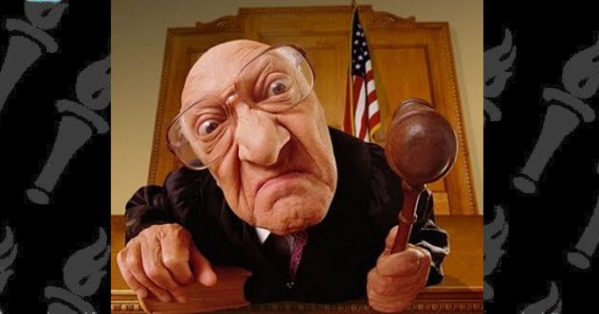 Judge claims portraits of white judges deny black defendants a fair trial