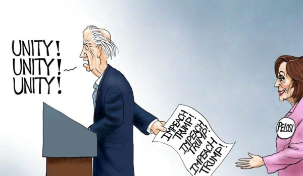 Cartoon of the Day: Unifier in Chief by A. F. Branco