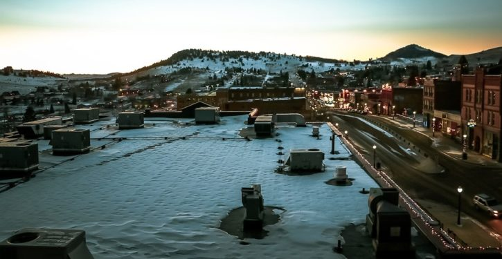 Authorities coddle ecoterrorists who cut off gas to thousands of freezing Coloradans