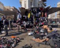 Baghdad: Deadliest terror attack in 18 months on Biden's first full day in office