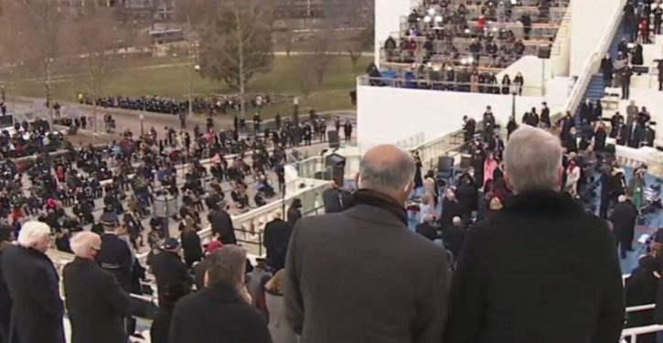 Democratic members of Congress wore body armor to Biden inauguration