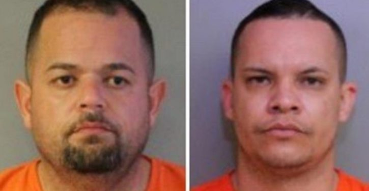 Florida men accused of stealing remains of veterans from graveyard