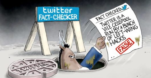 Cartoon of the Day: Just the facts by A. F. Branco