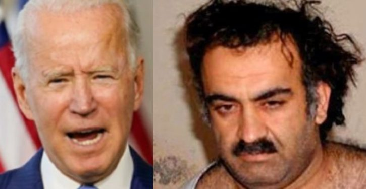 Despite vaccine shortages, Biden admin approves injections for 9/11 terrorists