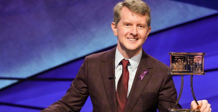 'Jeopardy!' champ Ken Jennings is a Brett Kavanaugh rape truther, hates Republicans