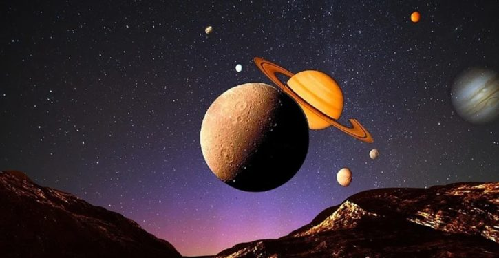 Rare conjunction this weekend: Mercury, Jupiter, Saturn