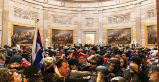 They stormed the Capitol to overturn an election they failed to vote in by Hans Bader
