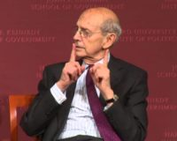 Liberal activists pressure Justice Breyer to retire because he's against court packing
