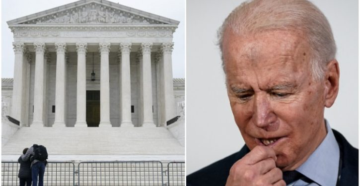 Nearly half of voters think Joe Biden is really doing the job of president