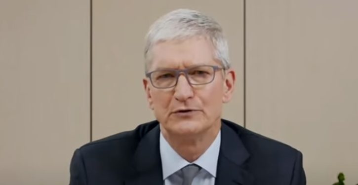 Tim Cook wants Americans to be able to vote on their iPhones