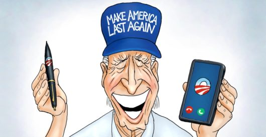 Cartoon of the Day: Tools of the trade by A. F. Branco