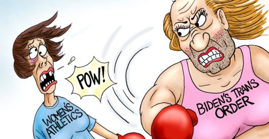 Cartoon of the Day: What a Knockoutk by A. F. Branco