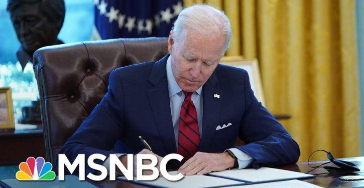 The Biden administration's new regulation superweapon