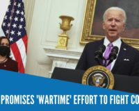 Doesn't Biden's newly imposed travel ban make him a xenophobe?