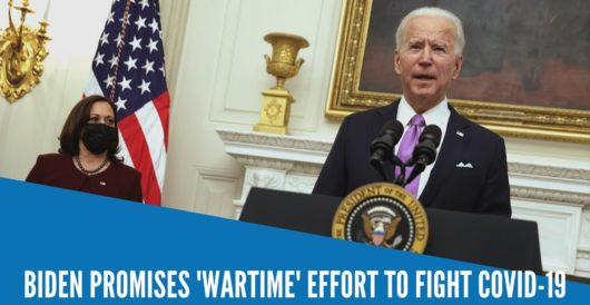 Doesn't Biden's newly imposed travel ban make him a xenophobe? by LU Staff