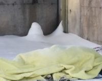 Man freezes to death steps from homeless shelter due to new public health rules