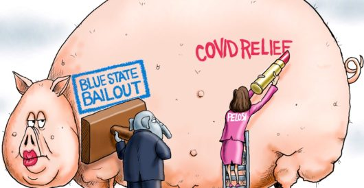 Cartoon of the Day: Where's the beef? by A. F. Branco