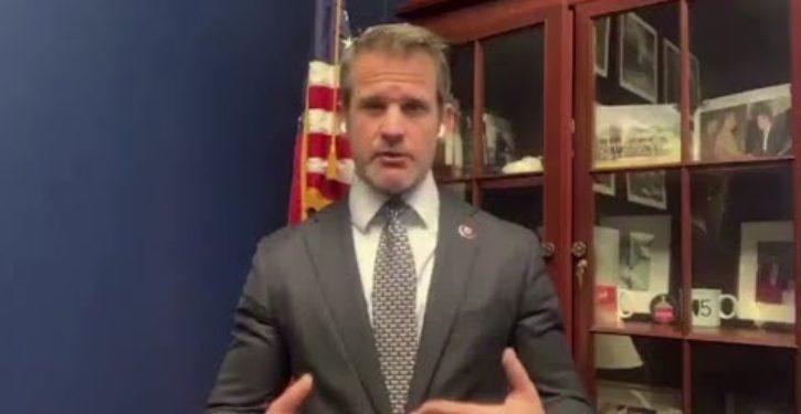 GOP Rep. Adam Kinzinger's family publicly admonishes him for impeachment vote