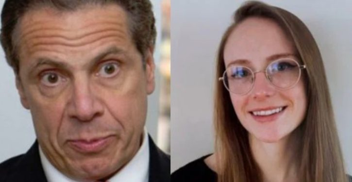 Another Cuomo accuser comes forward: Let the games begin