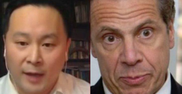 NY legislature 'inching toward' Cuomo impeachment probe, Dem. assemblyman says