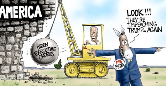 Cartoon of the Day: Homewrecker by A. F. Branco