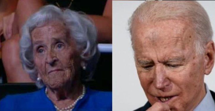 As Joe Biden's mother would say…