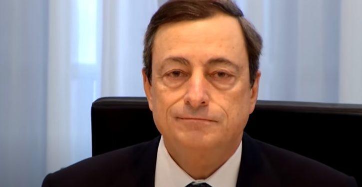 Huh: Italy to call on 'Super Mario' Draghi, eurozone 'savior,' to resolve government crisis