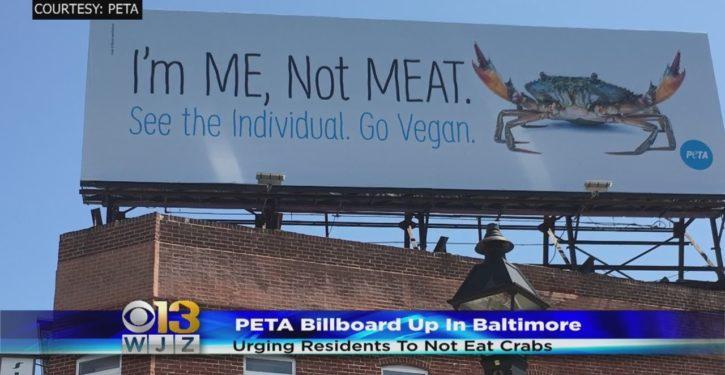 The Woke movement's newest member: PETA