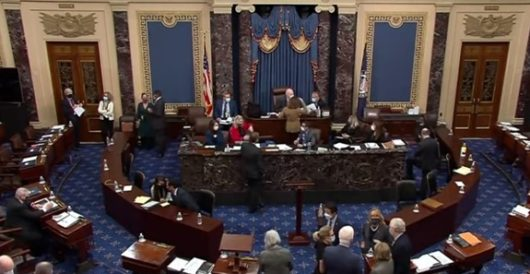 Senate votes to allow witnesses in second Trump impeachment *UPDATE*: Never mind by Howard Portnoy