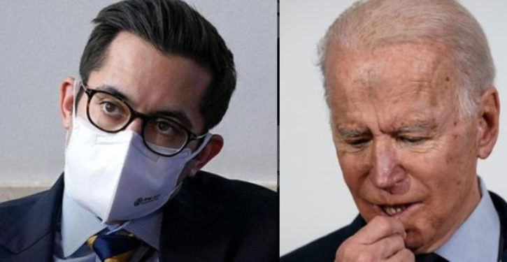 Does TJ Ducklo saga provide a window into how Biden deals with his own 'minor' foibles?