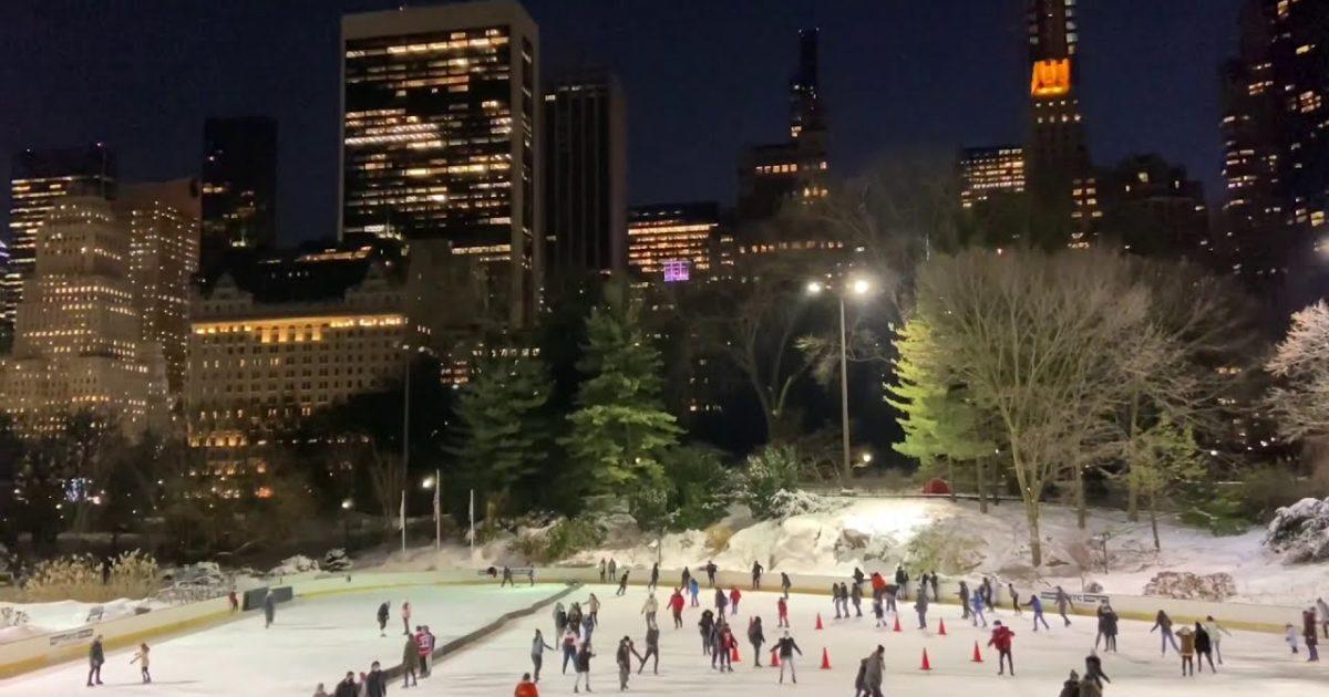 De Blasio closes beloved NYC rink to spite Trump, plan backfires bigly - Liberty Unyielding
