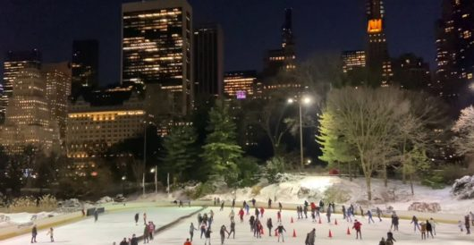 De Blasio closes beloved NYC rink to spite Trump, plan backfires bigly by Howard Portnoy