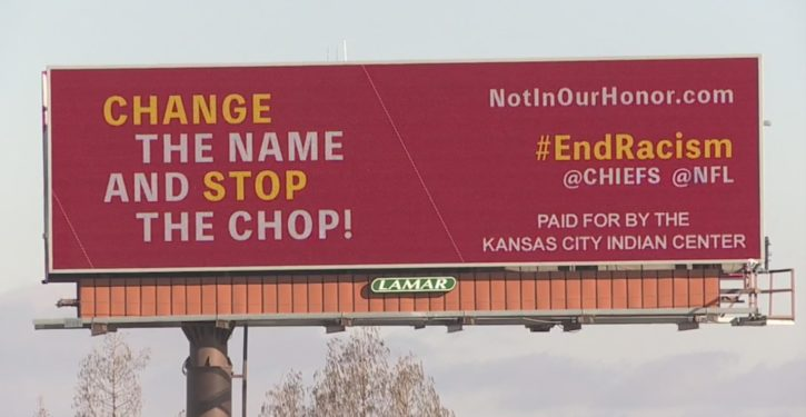 Woke protesters headed to Super Bowl to demonstrate against KC Chiefs' name