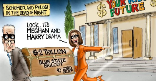 Cartoon of the Day: No kidding by A. F. Branco