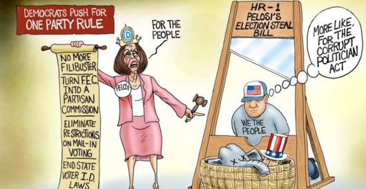 Cartoon of the Day: Royal mess by A. F. Branco