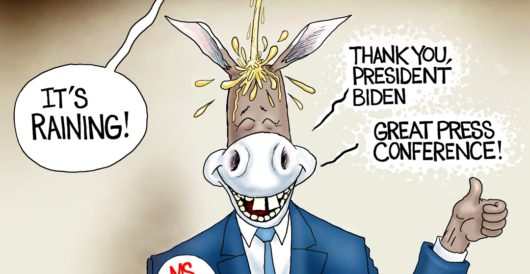 Cartoon of the Day: Useful mediots by A. F. Branco