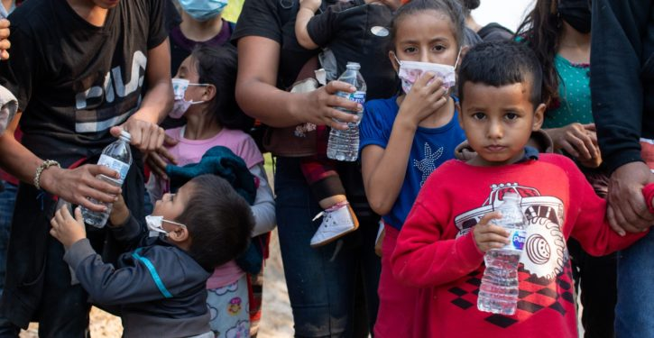 The biggest 'super-spreader' event: Biden's weak border