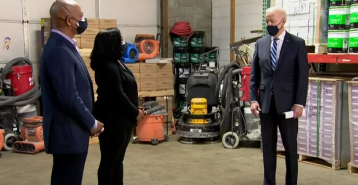 Biden launches nationwide tour with 3-min stop in Pennsylvania