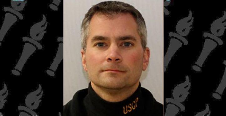 FBI director refuses to disclose Officer Brian Sicknick's cause of death