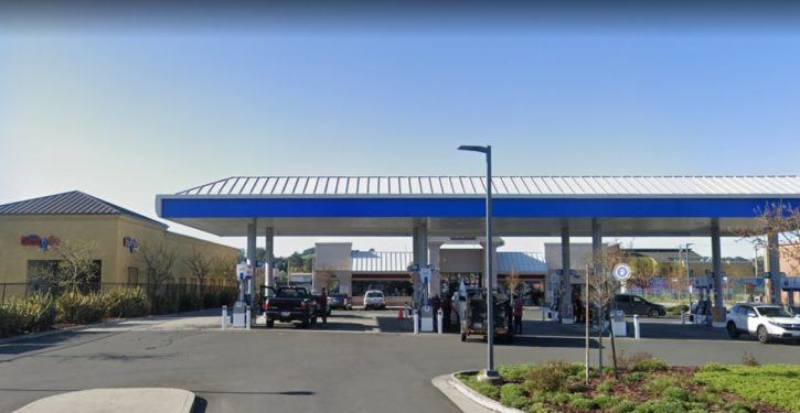 California Bay Area city bans new gas stations