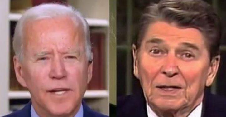 Biden jokes about being old: brilliant