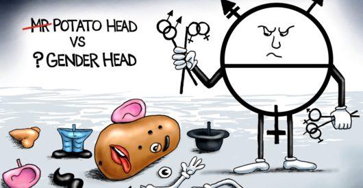 Cartoon bonus: Ouch potato by A. F. Branco