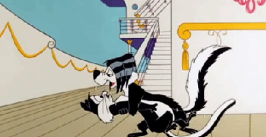 Cancel culture comes for cartoon character Pepe Le Pew by LU Staff