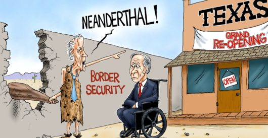 Cartoon of the Day: Superspreader by A. F. Branco
