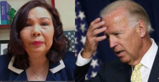 Biden's mastery of identity politics put to the test: He flunks by Howard Portnoy